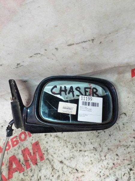 Зеркало Toyota Chaser GX100 правое