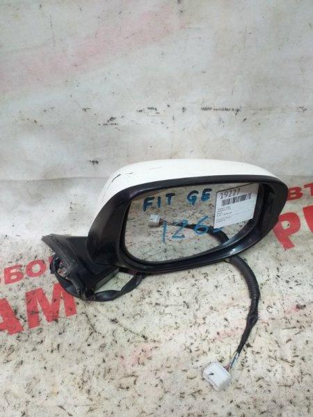 Зеркало Honda Fit GE6 правое