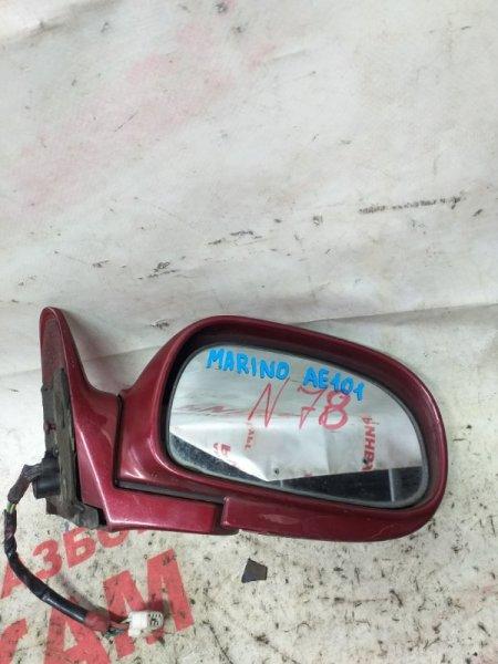 Зеркало Toyota Sprinter Marino AE101 правое