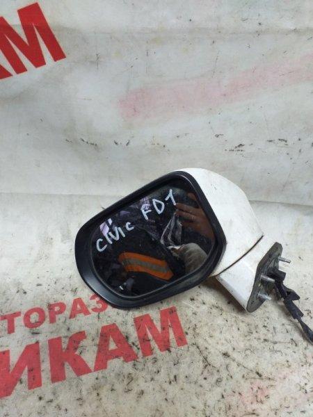 Зеркало Honda Civic FD1 левое
