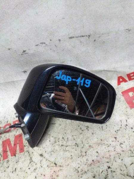 Зеркало Nissan Tiida C11 HR15DE 2007 правое