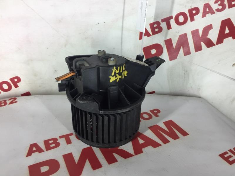 Мотор печки Opel Corsa D A14XER 2012