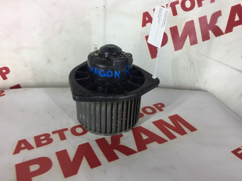 Мотор печки Suzuki Wagon R