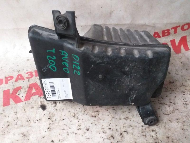 Резонатор воздушного фильтра Chevrolet Aveo T200