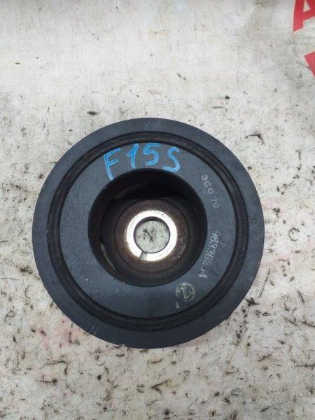 Шкив коленвала Chevrolet Aveo T200 F15S3