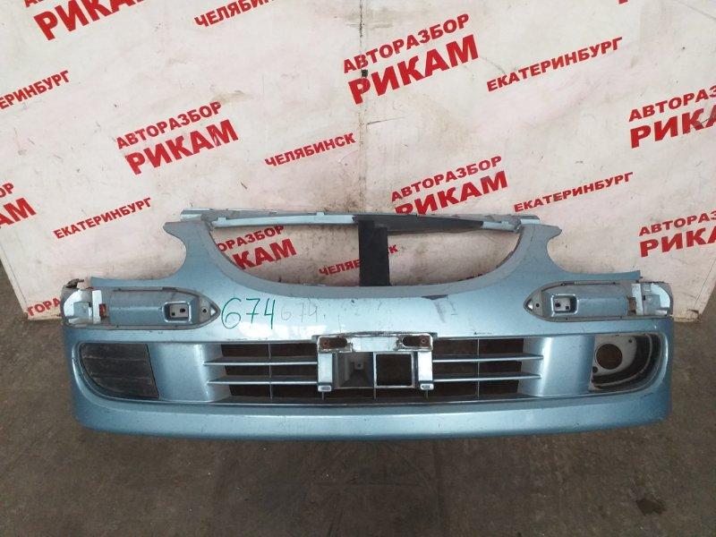 Бампер Toyota Duet M100A передний