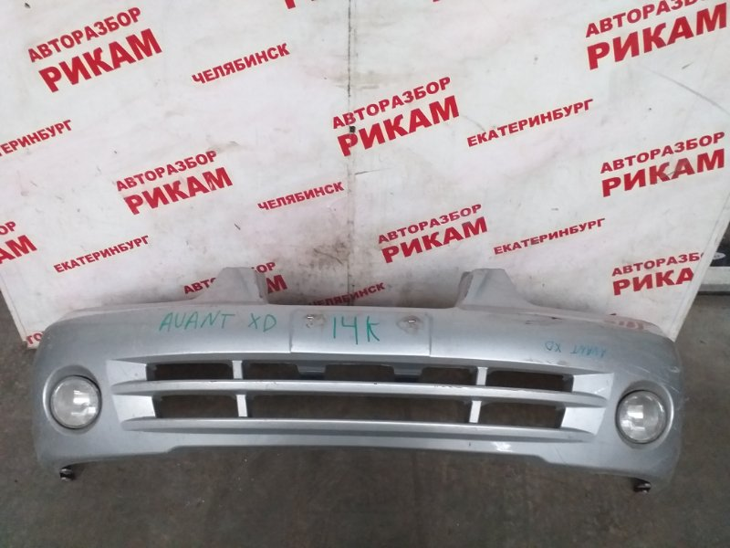 Бампер Hyundai Avante/ Elantra XD передний