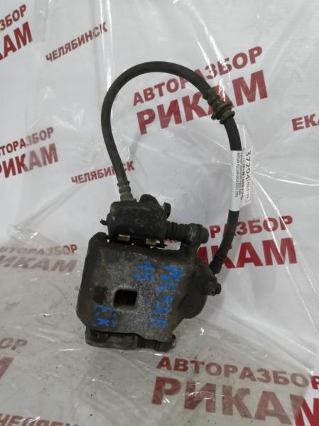 Суппорт тормозной Nissan Pulsar EN15 GA16DE 1996 передний правый
