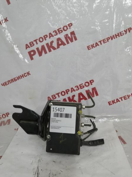 Блок abs Nissan Micra K12