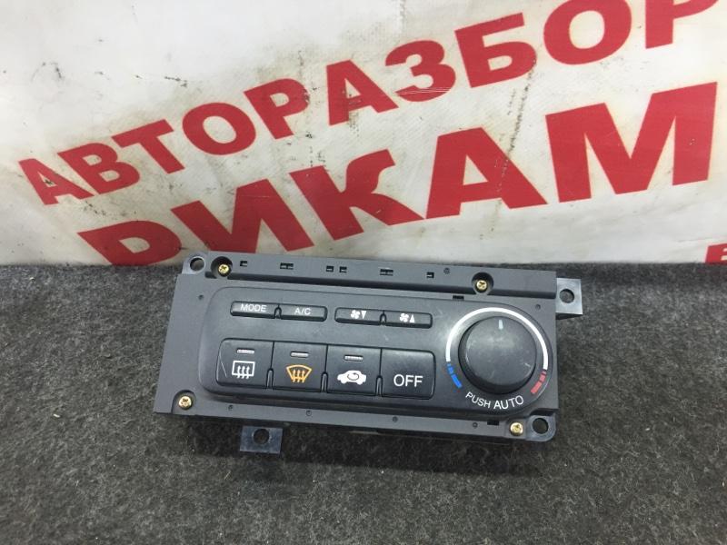 Блок климат-контроля Honda Avancier TA1