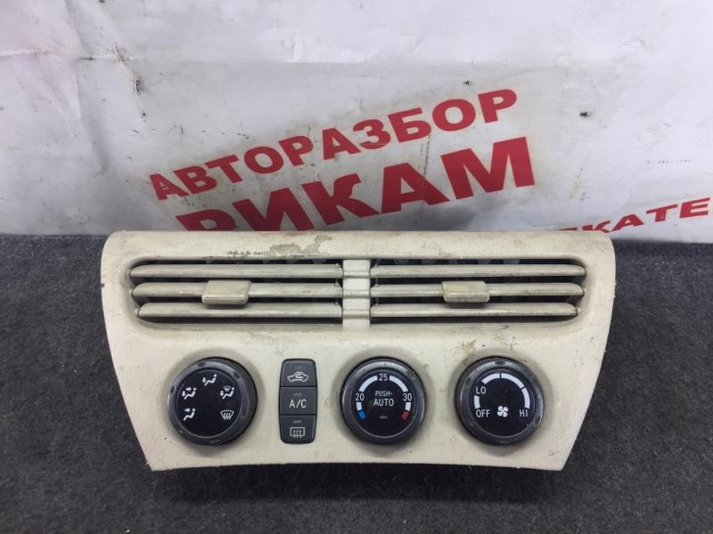 Блок климат-контроля Toyota Vista Ardeo SV50