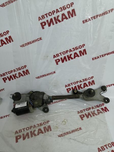 Моторчик дворника Honda Stream RN3 передний