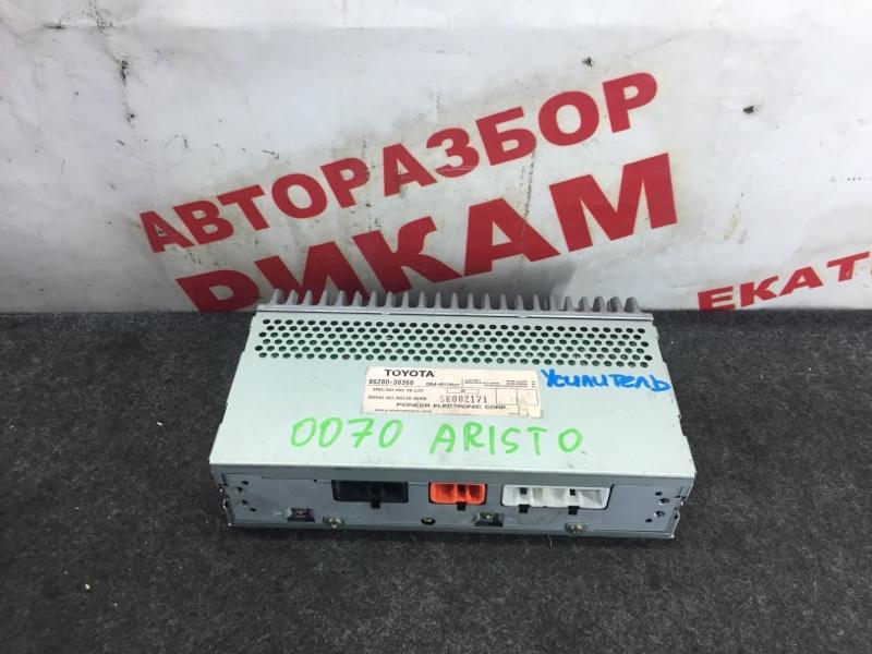Усилитель звука Toyota Aristo JZS160R 2JZ-GE 1998