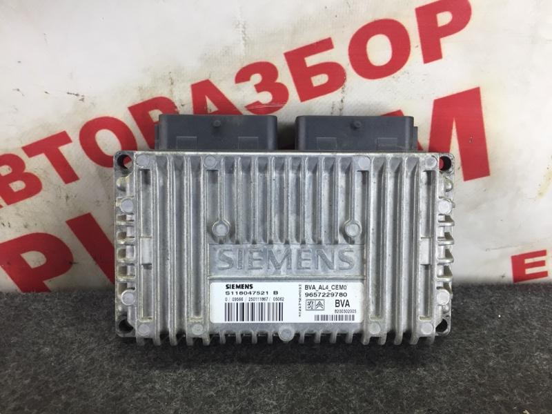 Блок управления Citroen C3