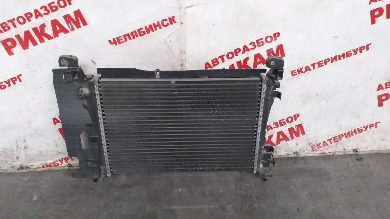Радиатор охлаждения Fiat Punto 199 350A1000