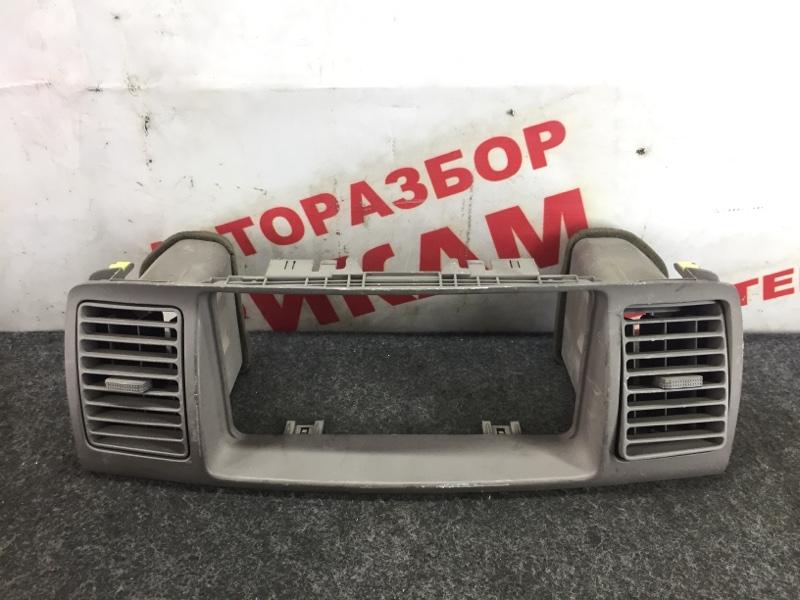 Облицовочная панель Toyota Corolla NZE121