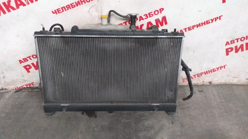 Радиатор охлаждения Mazda Atenza GY3W L3-VE