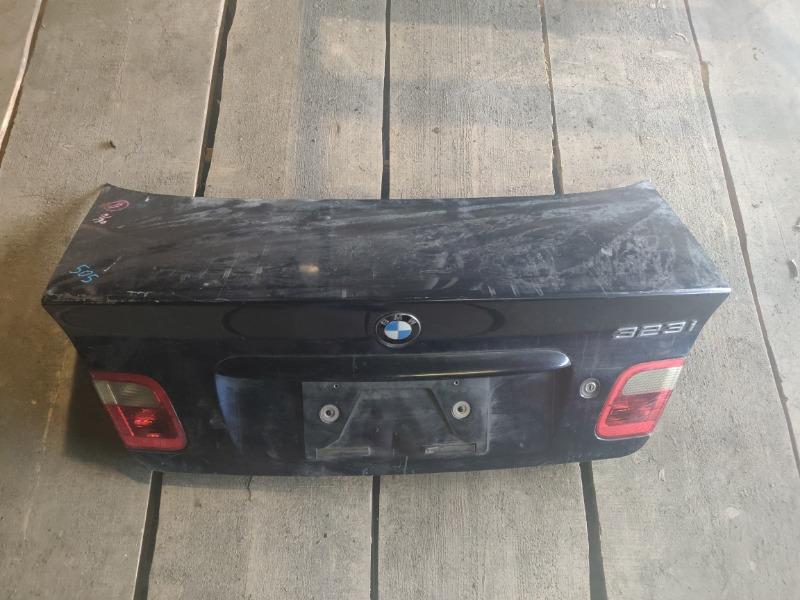 Крышка багажника Bmw 323I E46
