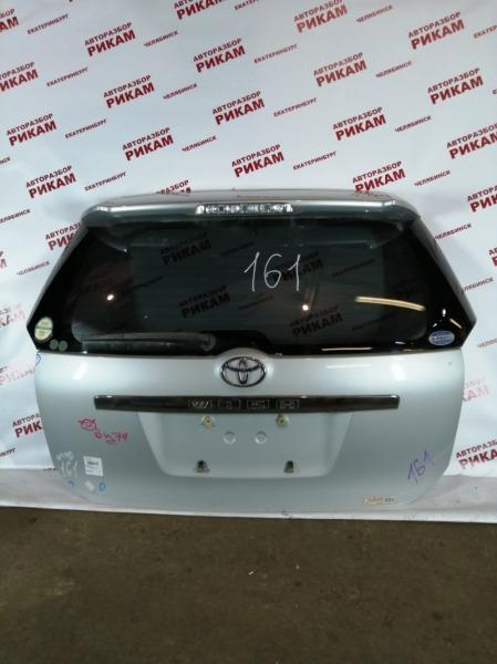 Дверь багажника Toyota Wish ANE10G