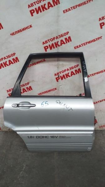 Дверь Mitsubishi Galant E35A задняя правая