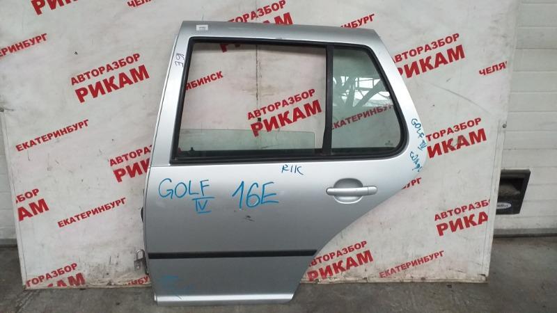 Дверь Volkswagen Golf MK4 задняя левая