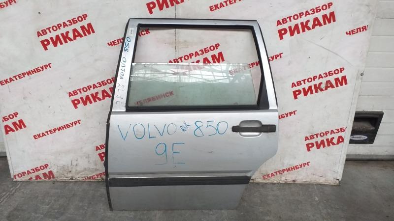 Дверь Volvo 850 задняя левая