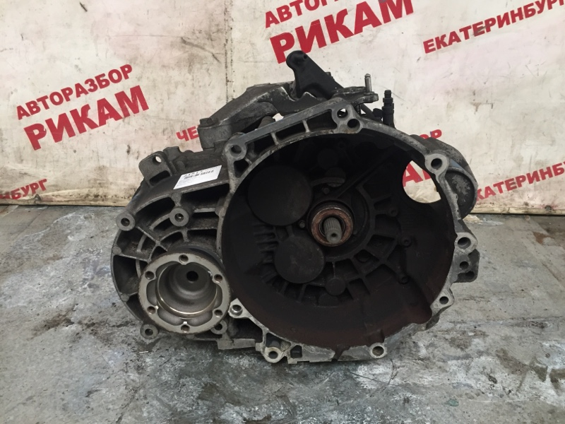 Механическая кпп Skoda Octavia A5 1Z3 BKD 2007