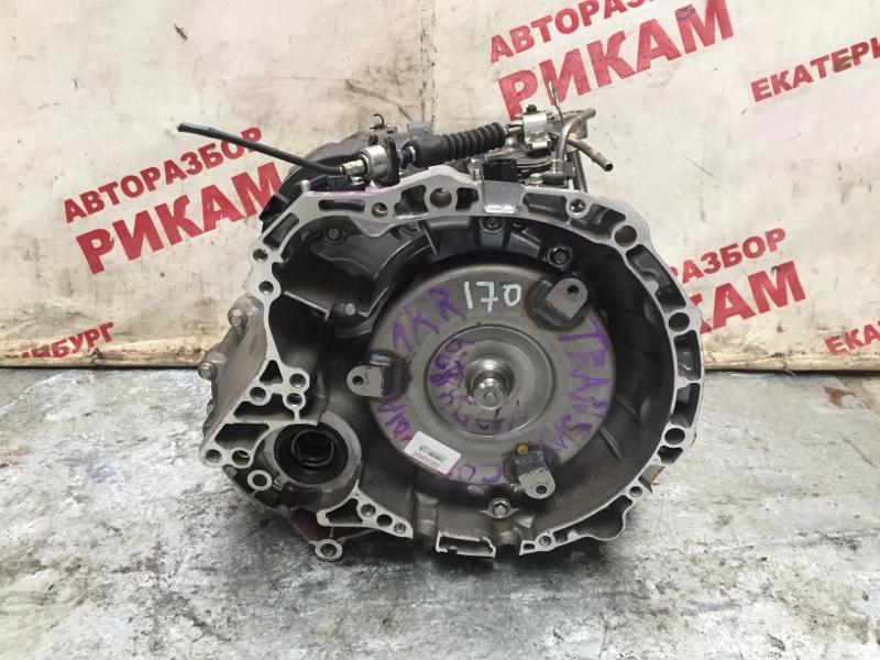 Автоматическая кпп Toyota Passo KGC30 1KR-FE