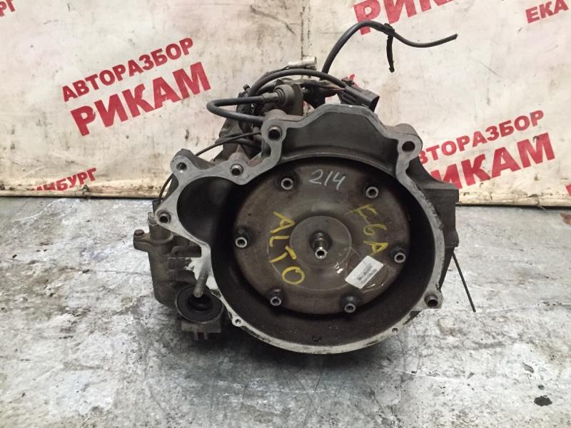 Автоматическая кпп Suzuki Alto HC11V F6A