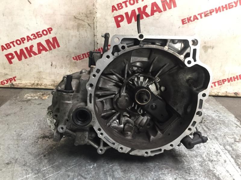 Механическая кпп Mazda Demio DY3W ZJ