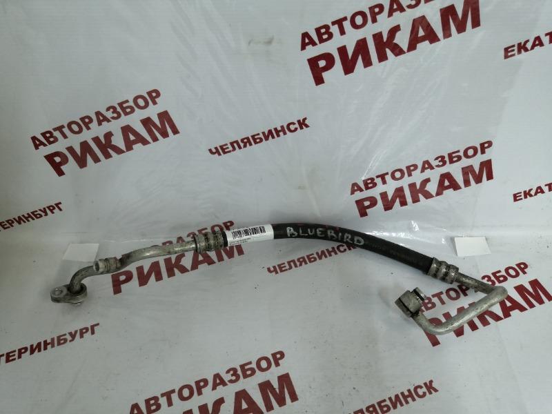 Трубка компрессора кондиционера Nissan Bluebird