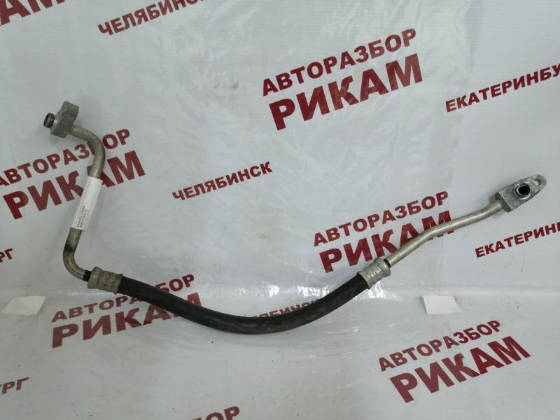 Трубка компрессора кондиционера Toyota Passo KGC10 4D68