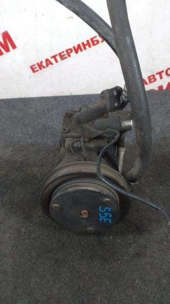 Компрессор кондиционера Kia Sephia/shuma S5E