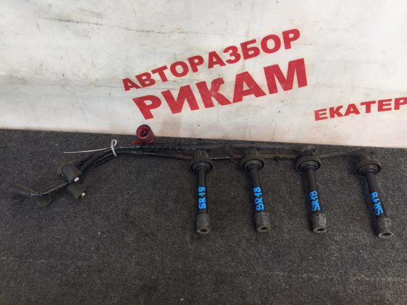 Высоковольтный провод Nissan Avenir/ Presea/ Primera W10/ PR10/ P10 SR18DI