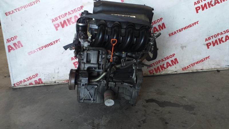 Двигатель Honda Fit/ Mobilio GD3/ GB1 L15A