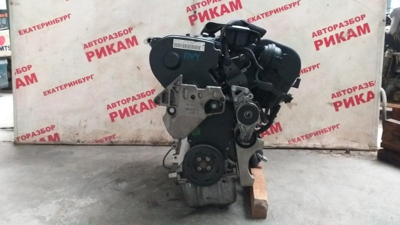 Двигатель Volkswagen Jetta 1K2 BVY 2010