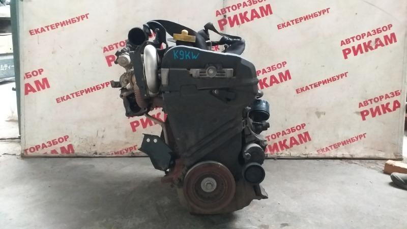Двигатель Renault Kangoo KC K9KW71 2008