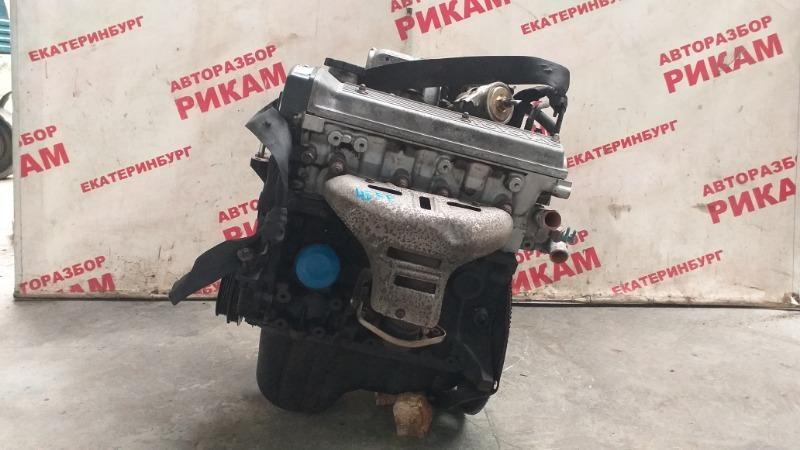 Двигатель Toyota Starlet EP91 4E-FE 1996