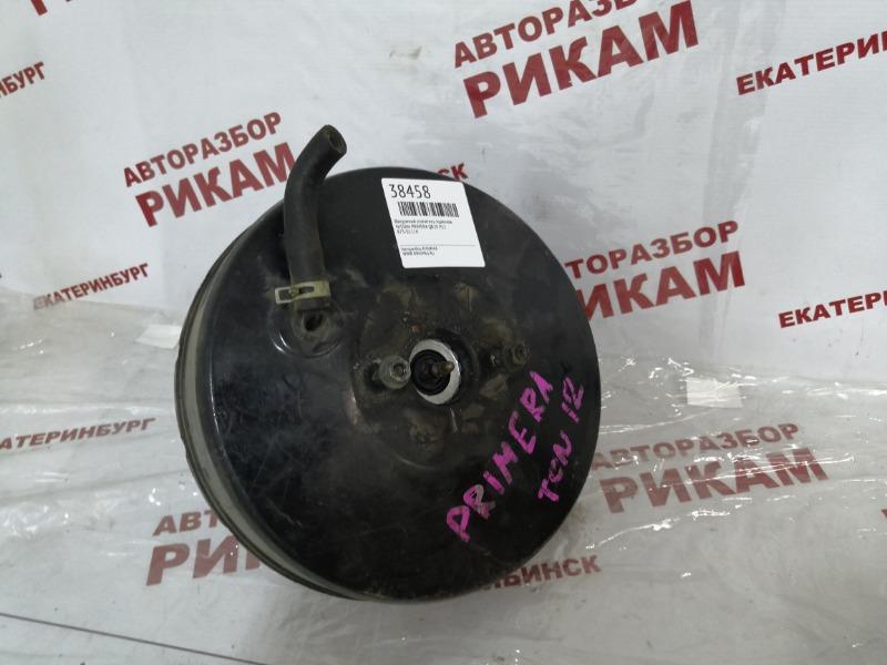 Вакуумный усилитель тормозов Nissan Primera P12 QR20DE