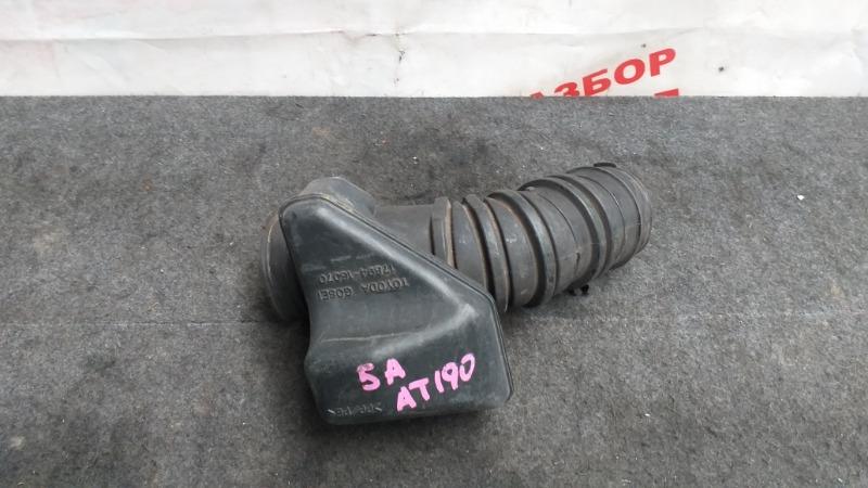 Гофра воздушного фильтра Toyota Carina AT190 5A-FE
