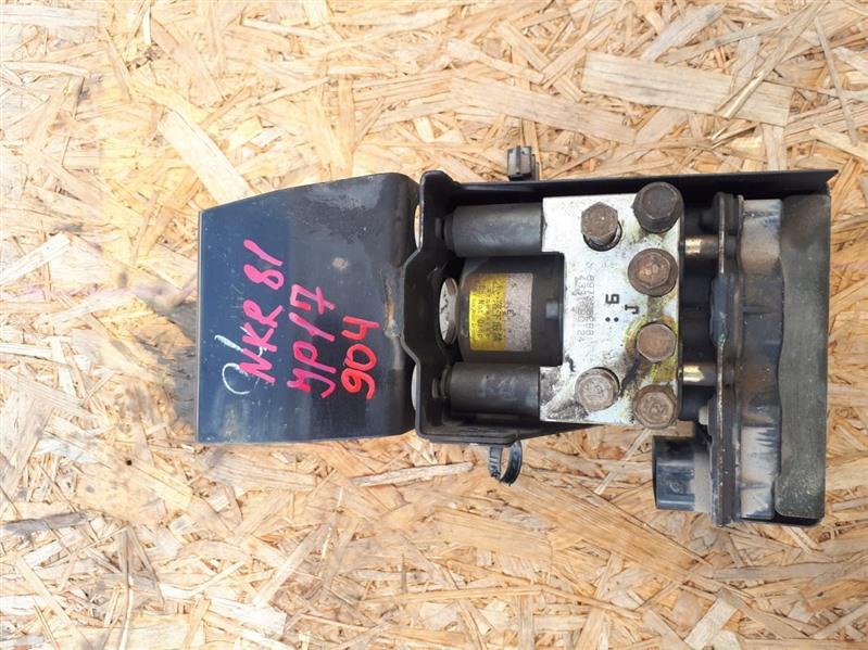Блок стояночного тормоза Isuzu Elf NKR81L 4HL1