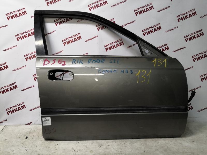 Дверь Honda Domani MB3 передняя правая