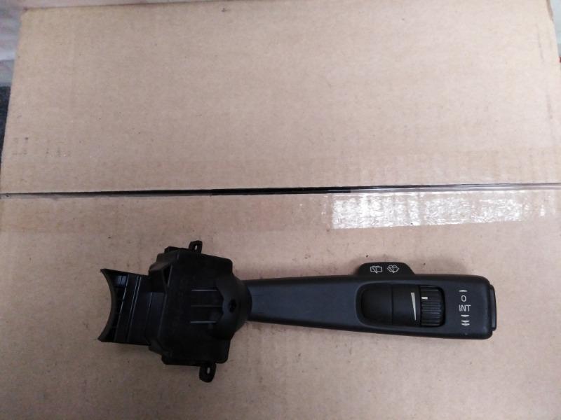 Переключатель подрулевой дворниками Volvo V50 MW38 B5244S4 2009 правый