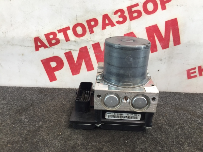 Блок abs Mercedes-Benz B-Класс T245.232 266.940 2011