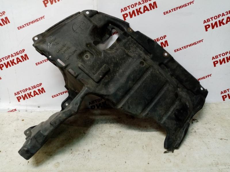 Защита двигателя Toyota Caldina ST215 правая