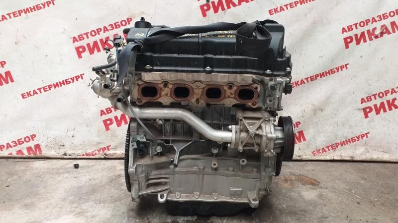 Двигатель Mitsubishi Outlander GF8W 4J12 2016