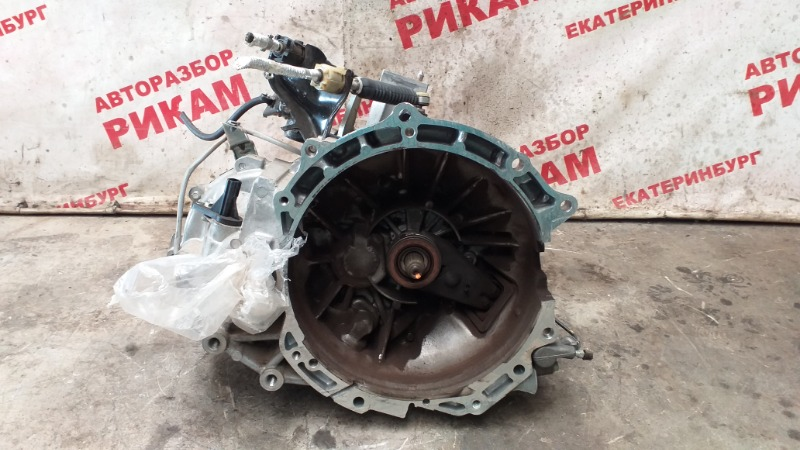 Механическая кпп Mazda 3 BL1 L5-VE 2011