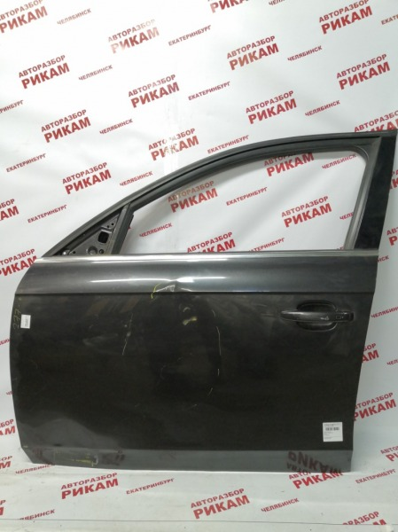 Дверь Audi A4 B8 8K2 CDNB 2011 передняя левая