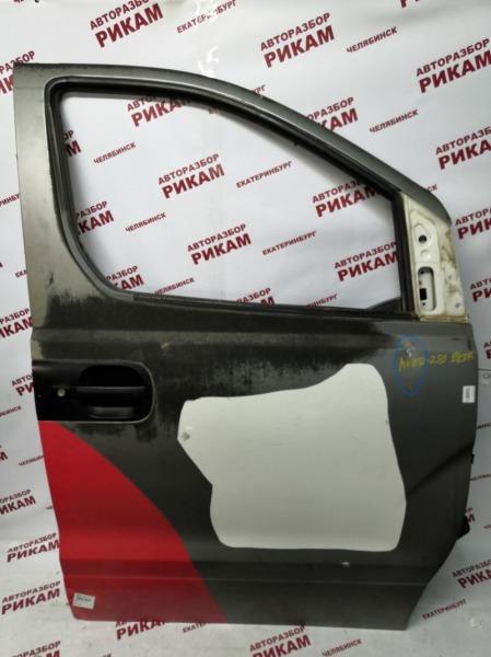 Дверь Hyundai Starex TQ D4CB 2011 передняя правая