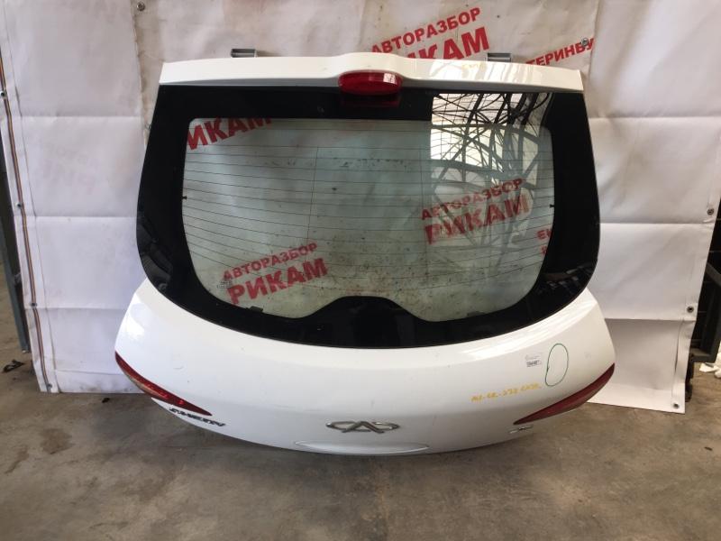 Дверь багажника Chery M11 DB SQR481F задняя